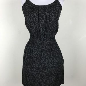 Eliot by Madewell Leopard Print Dress Size 2